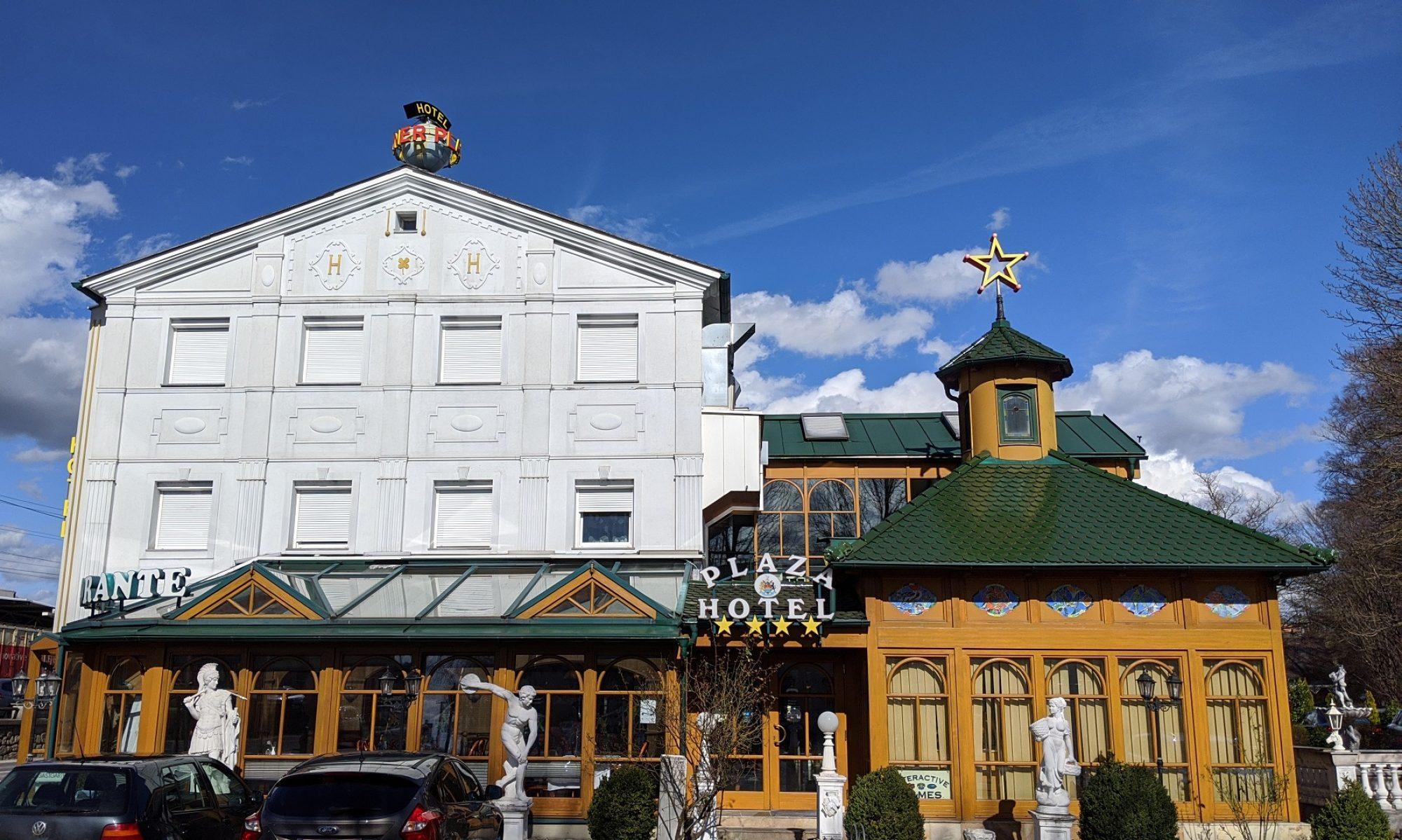 Höckner Plaza Hotel ****